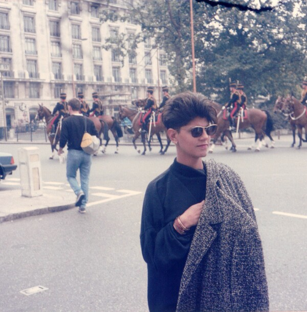 Meena Nanji, in London. Photo courtesy Meena Nanji