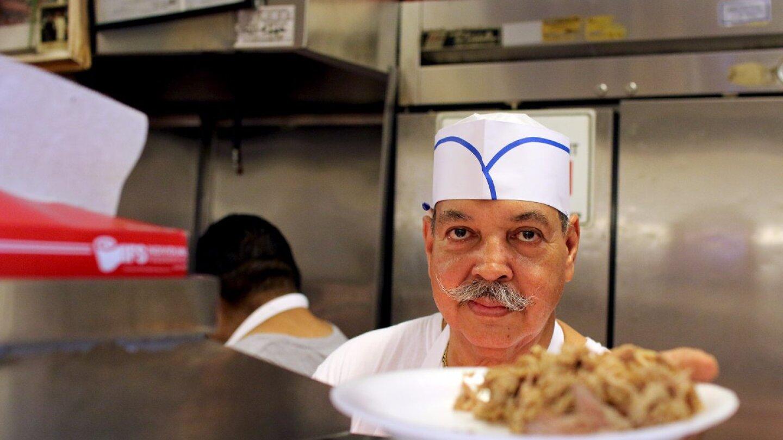 Tomas Martinez of Tacos Tumbras | Samanta Helou Hernandez Grand Central Market