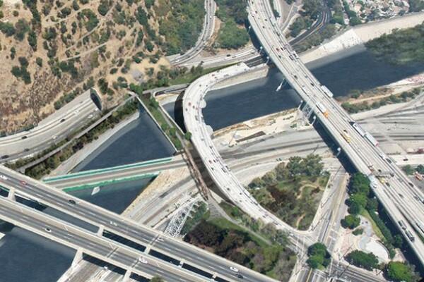 Proposed site for the bridge park