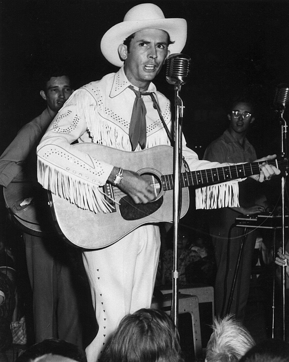 Hank Williams | Flickr/Fabio/Creative Commons (CC BY 2.0)