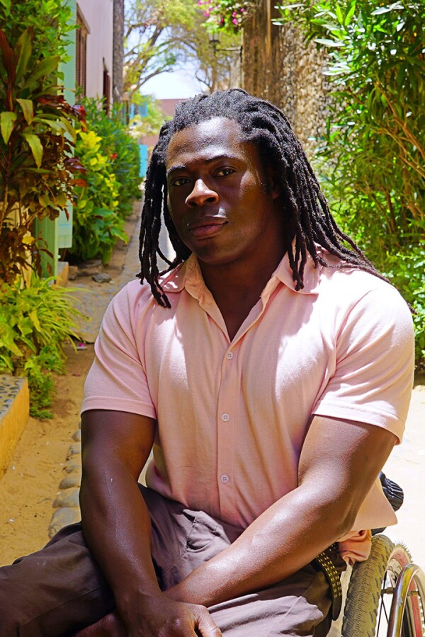 """Ade Adepitan, host of """"Africa with Ade Adepitan"""""""