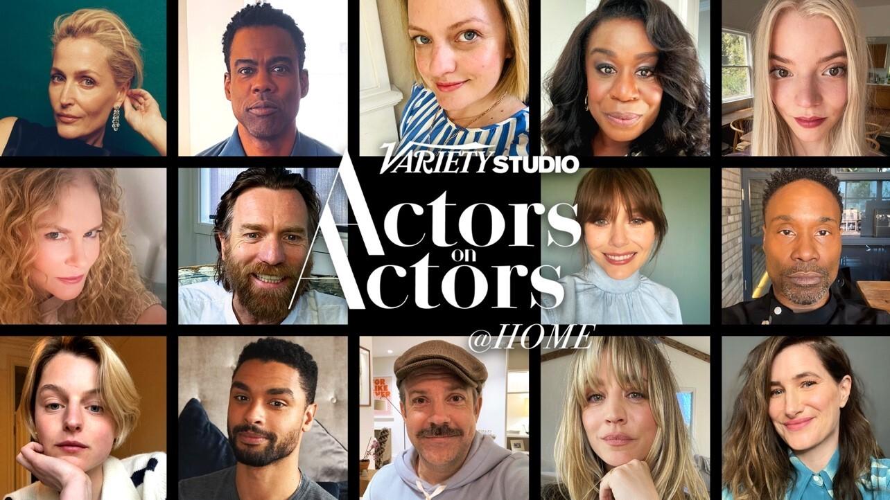Variety Studio: Actors on Actors Season 14 Key Art.