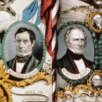 1852 presidential and vice-presidential candidates