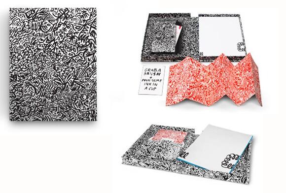 Sumi Art Box for Plumb   Image courtesy of Knock Knock.