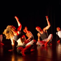 "Maura Townsend's ""Pendulum (A Call for Change),"" 2014.   Courtesy of BlakTinx Dance Festival"