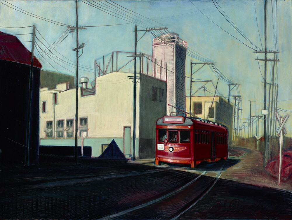 "John Reynolds, ""Industrial LA."" 