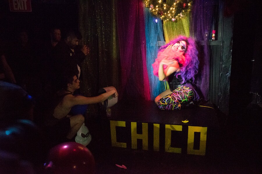 sCUM at club Chico in Montebello. | Photo: Amina Cruz