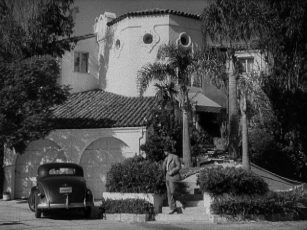 Dietrichson's ''Spanish Colonial'' home