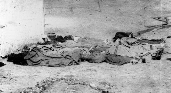 Chinese Massacre in Calle de los negros