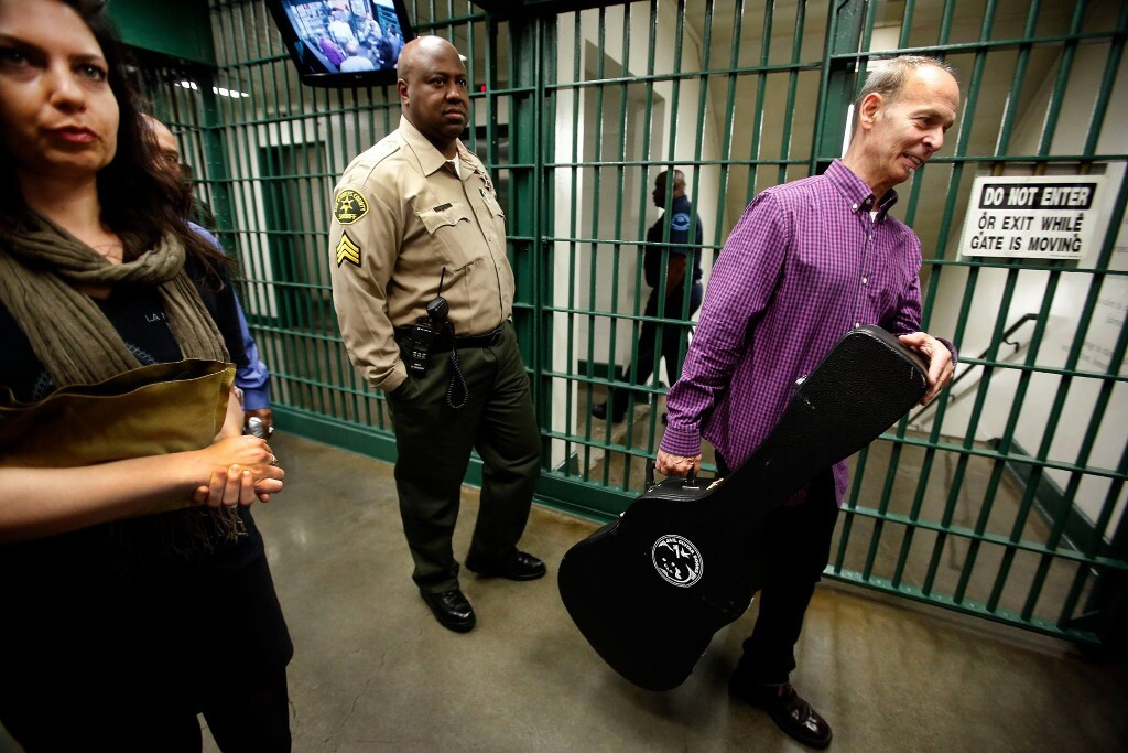 Jail Guitar Doors USA volunteers