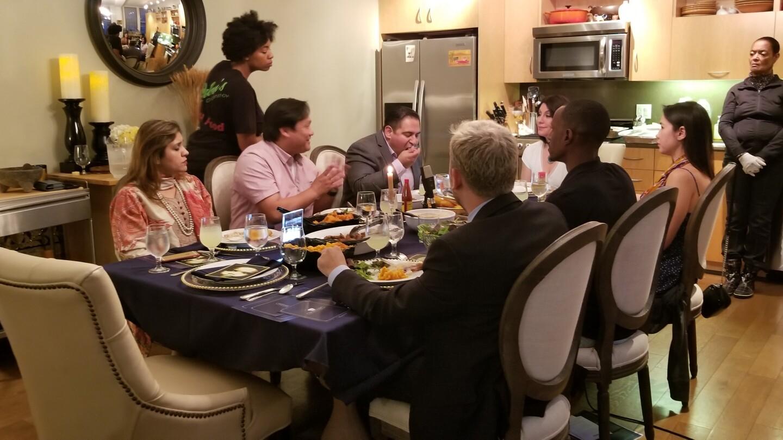EmbRACE LA Dinner Party