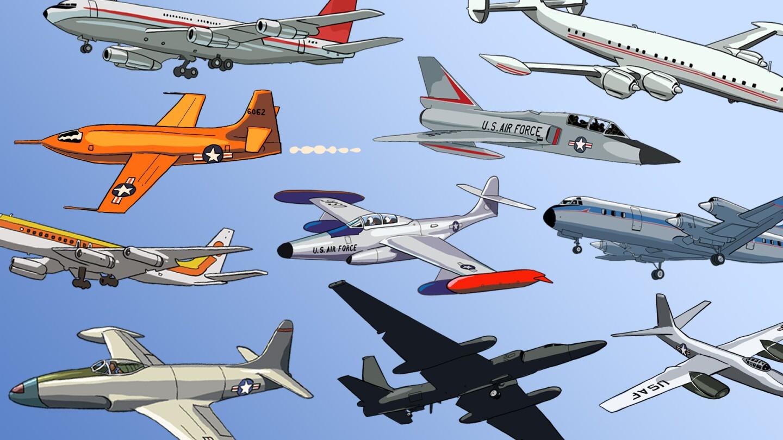 Blue Sky Metropolis aviation/aerospace timeline featured | Henry Cram