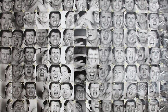 "Bob Flanagan & Sheree Rose, ""Wall of Pain,"" 1981-1992. 