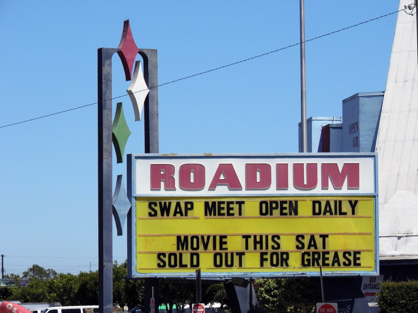 Roadium Open-Air Market and Drive-In | Sandi Hemmerlein