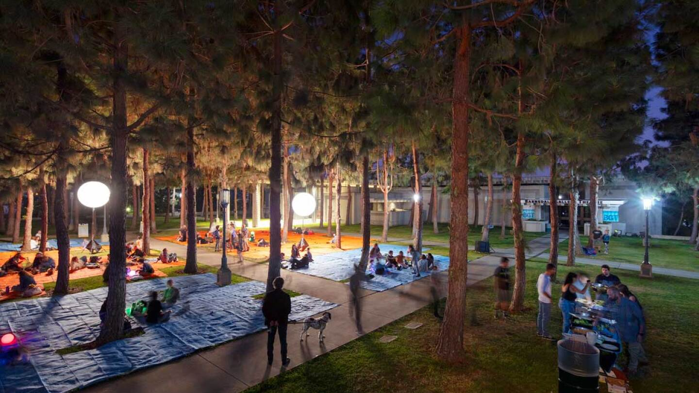 """Barnsdall Art Park hosting Current:LA Food's """"New Shores"""" by Max La Rivière-Hedrick and Julio César Morales 