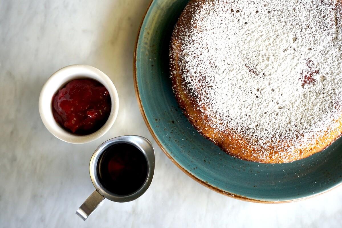 Buckwheat Pancake at Friends & Family | Jules Exum