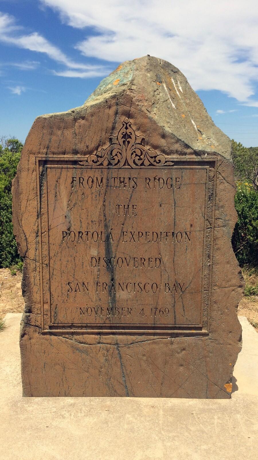 portola monument
