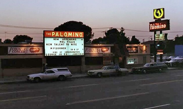 """The Palomino makes an appearance in the film """"Every Which Way But Loose"""" from 1978."""
