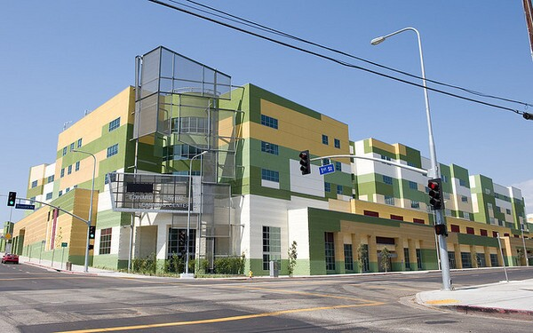 Edward Roybal Learning Center - ugliest building in L.A.? | Photo by The City Project used under a Creative Commons license