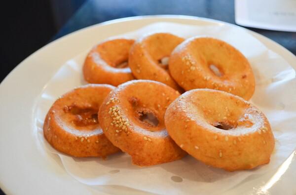 Doughnuts from Qiwei Kitchen | Photo by Clarissa Wei