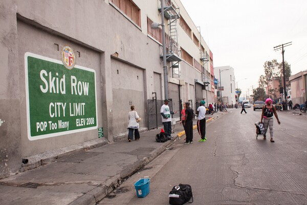 Skid Row City Limits | Photo: Stephen Zeigler