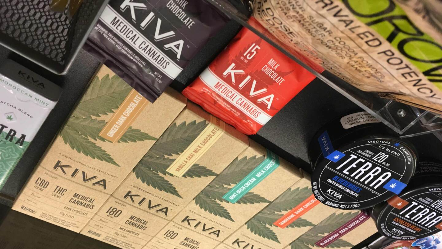 Proposed law would allow trademarking of name-brand cannabis products | photo by Laurel Rosenhall