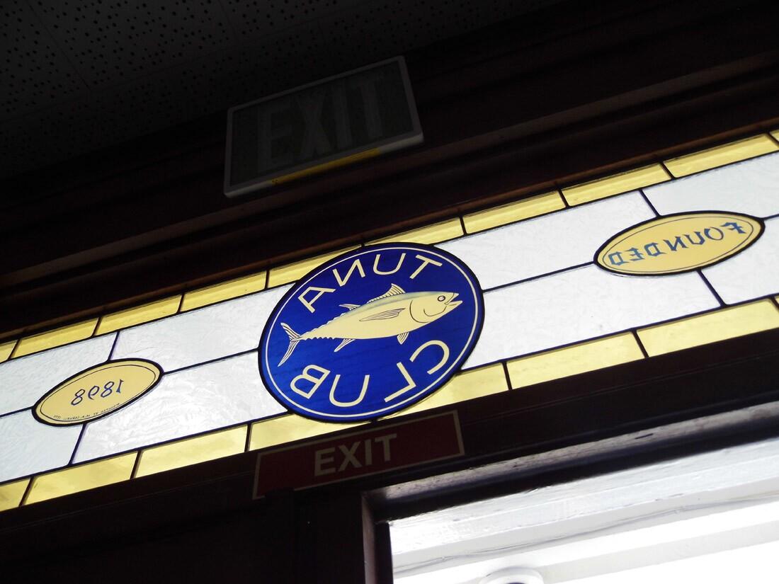 The Tuna Club of Avalon   Sandi Hemmerlein