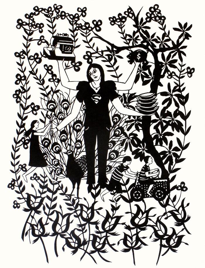 """Bhavna Mehta, """"Modern Woman Story"""""""