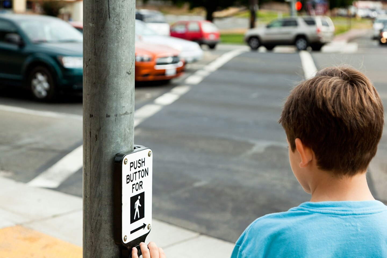 NDSC Pedestrian Pedestrian. Getty Images via Socrata