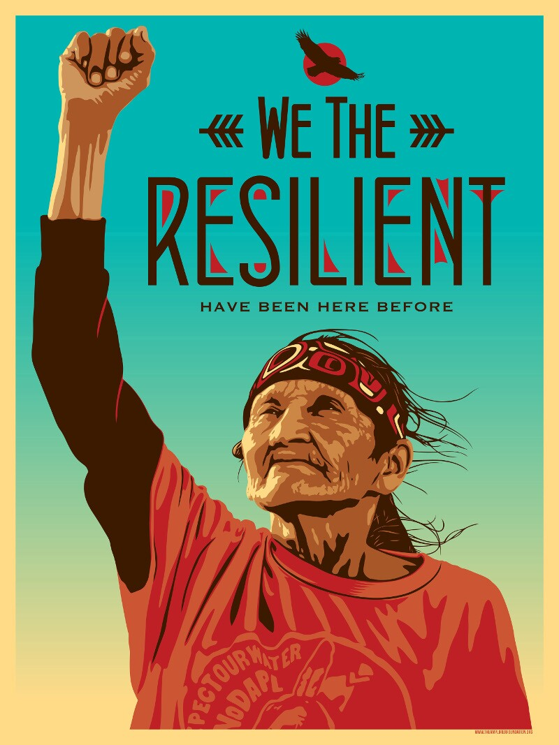 """""""We The Resilient"""" by Ernesto Yerena.   Photo: Courtesy of The Amplifier Foundation"""