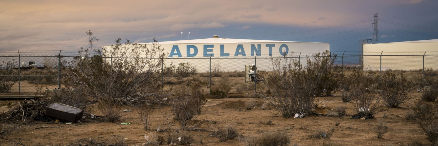 Adelanto, California (primary)