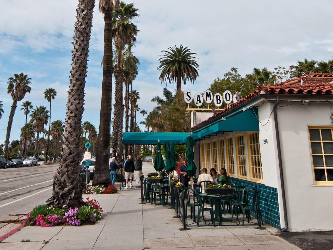 Sambo's Santa Barbara