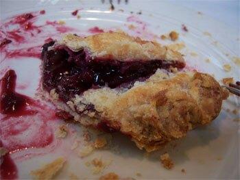Boysenberry Pie