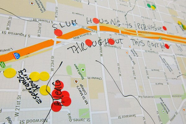 Sources of pollution mapped by South L.A. residents