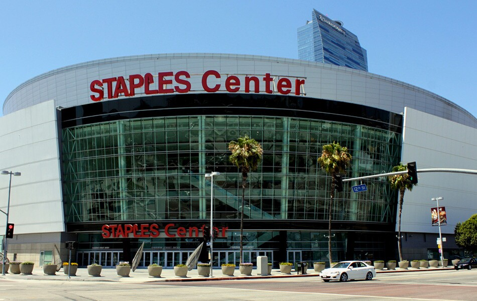 Staples Center, 1990