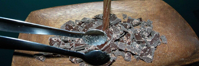 Twenty-four blackbirds chocolate