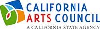 California Arts Council logo, 2020