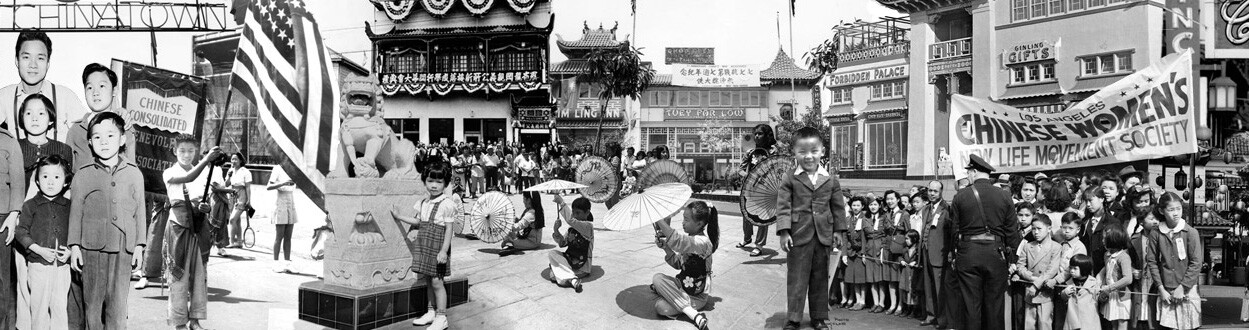 Chinatown Mural - KCET Departures