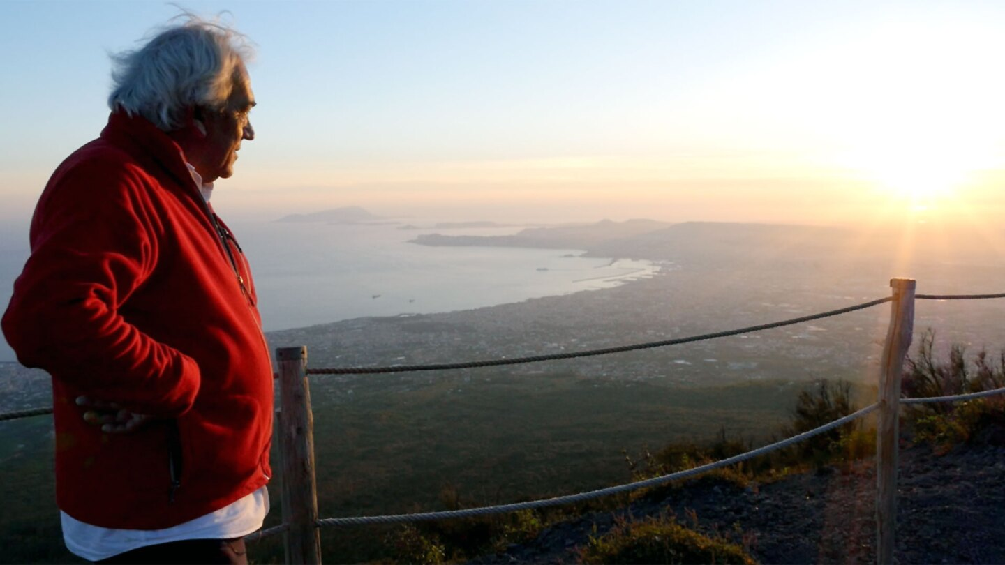 Big Cities: Mount Vesuvius