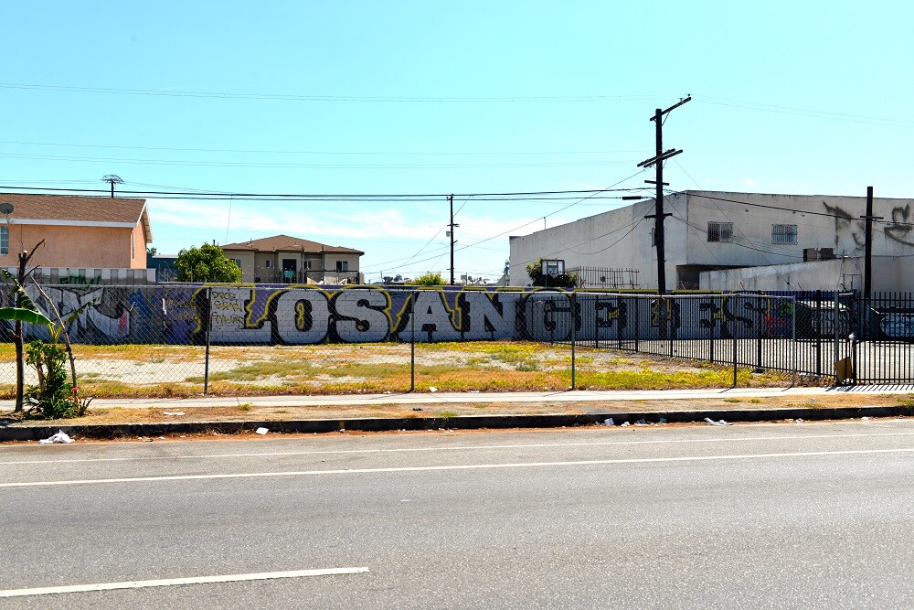 Shifting Spaces: L.A. Mural