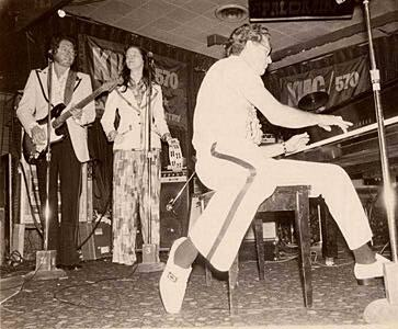Jerry Lee Lewis at The Palomino | Art Fein