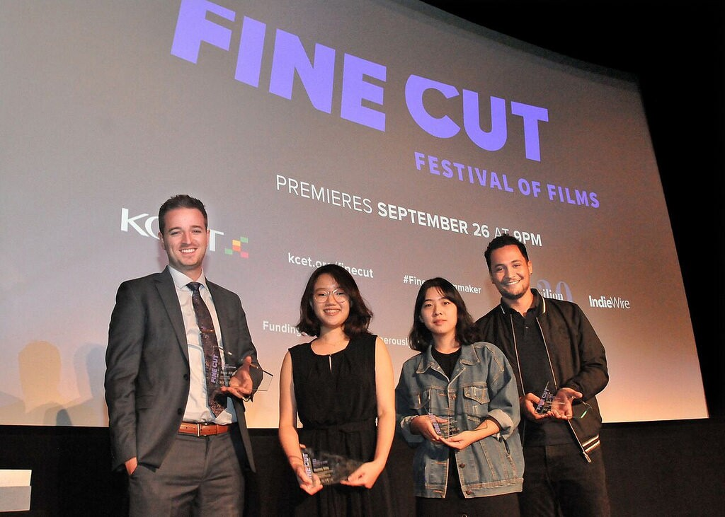 KCET's 19th Annual Fine Cut Festival of Films winners