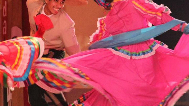 Ballet Folklor Pasión Mexicana.
