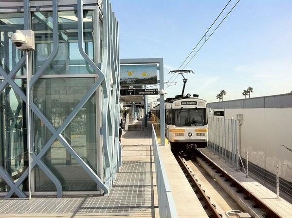 Culver City Station