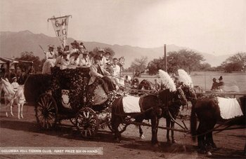 1894 Rose Parade. From the Braun Research Library, Autry National Center.