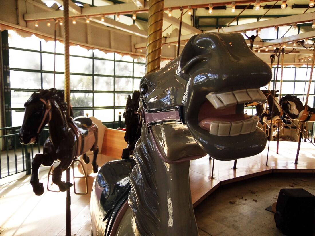 Santa Barbara's Chase Palm Park Carousel (2)