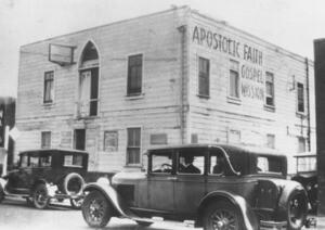 Apostolic Faith Mission on Azusa Street