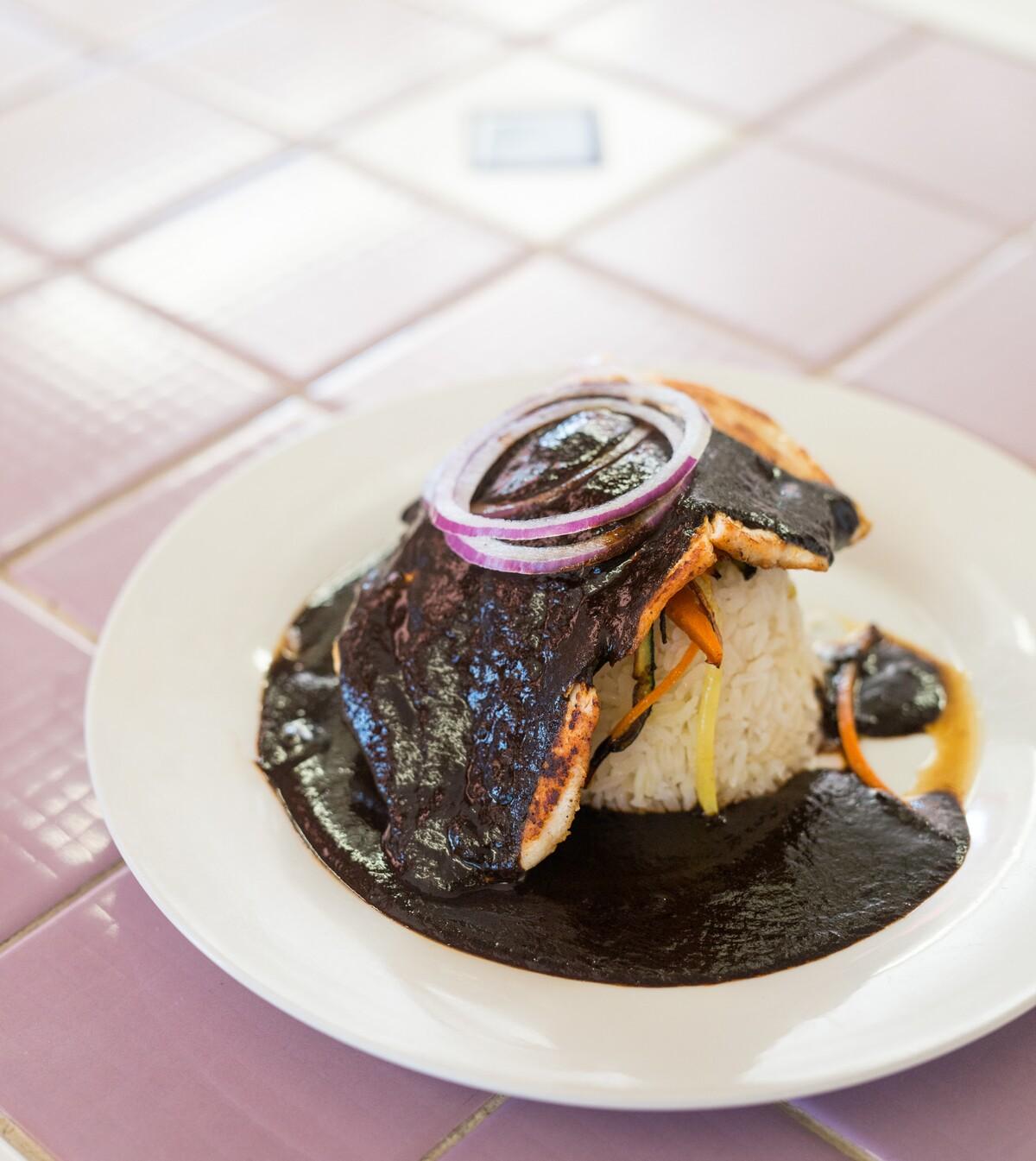 Mole negro oaxaqueno from Rocio's Mexican Kitchen | Staci Valentine
