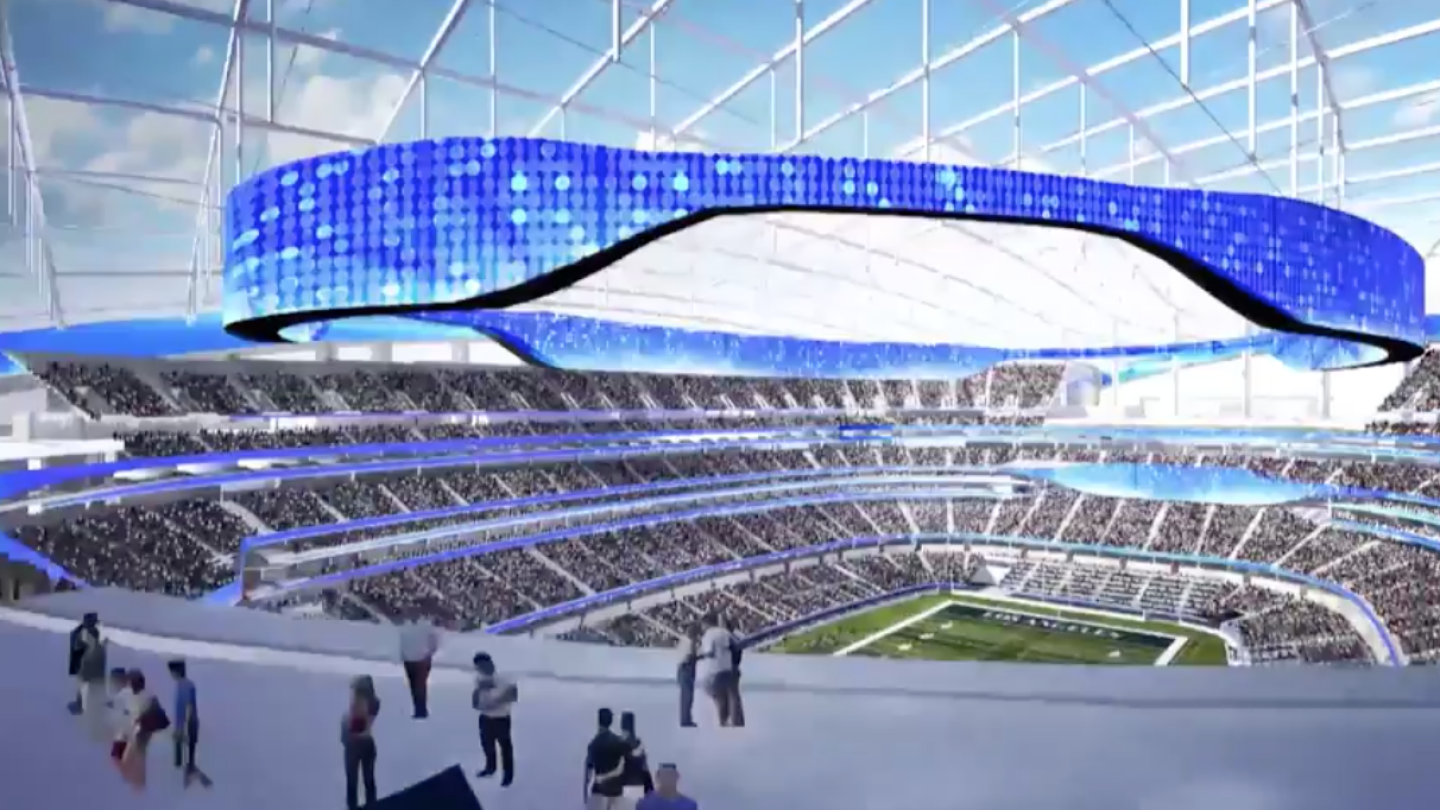 Kevin Demoff, Chief Operating Officer of the L.A. Rams explains how technology and going paperless will revolutionize experiences at the stadium.