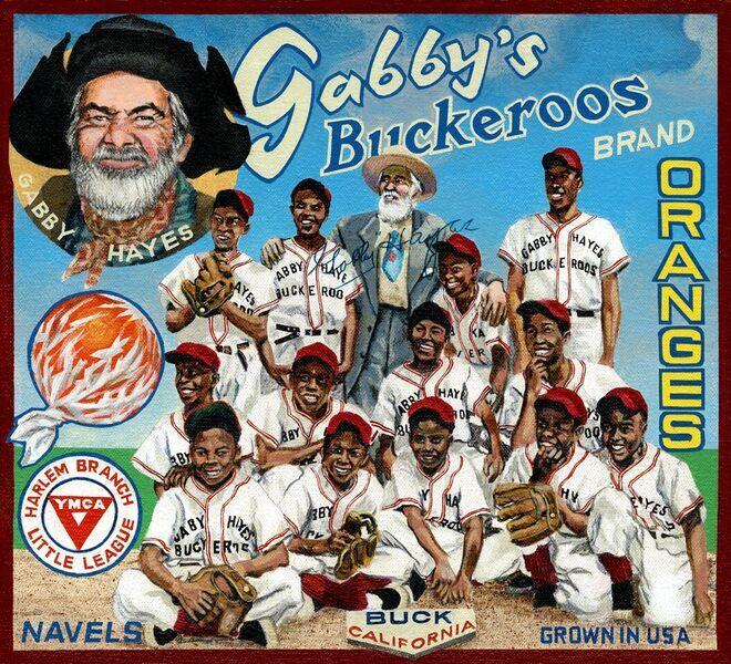 Gabby's Buckeroos